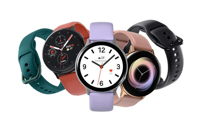 Galaxy S10 orazSamsung Galaxy Watch Active2