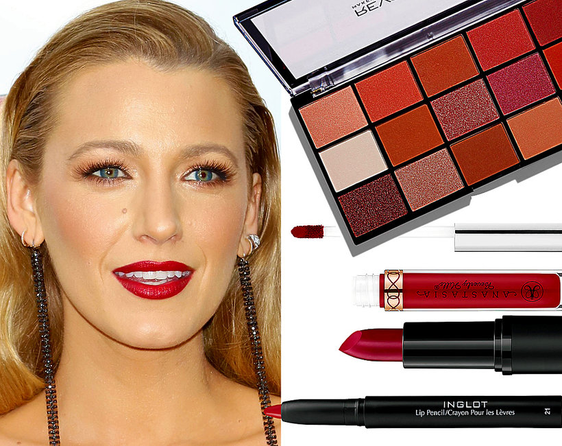 get the look Blake Lively
