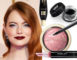Emma Stone zainspirowała się makijażem dawnego Hollywood!
