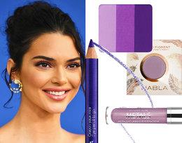 Zainspiruj się liliowym makijażem oczu Kendall Jenner!