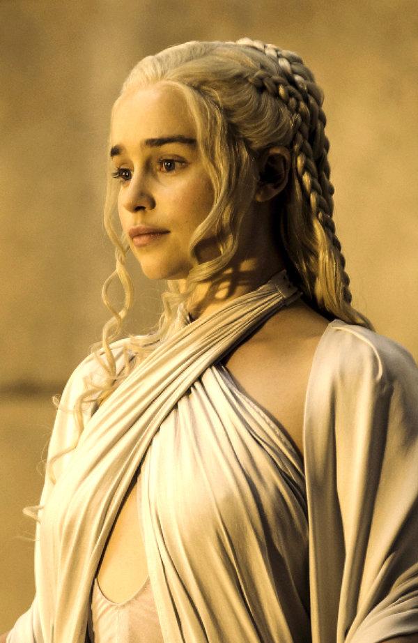 Fryzury Bohaterek Gry O Tron Jak Powtórzyc Fryzurę Daenerys