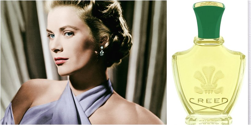 Grace Kelly i jej perfumy