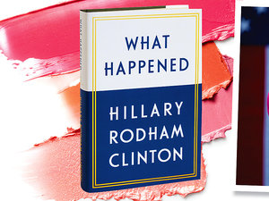 Hillary Clinton i jej książka What Happened