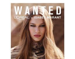 Isabel Marant dla L'Oreal Paris