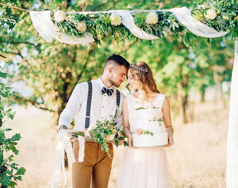 jak zorganizować ślub w stylu boho