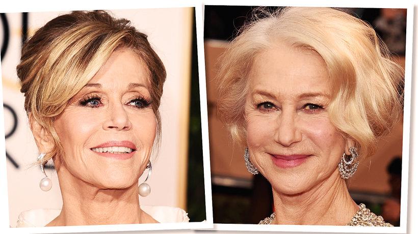 Jane Fonda i Helen Mirren