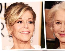 """""""Nie można przesadzać"""", czyli Helen Mirren i Jane Fonda szczerze o sztuce makijażu po sześćdziesiątce!"""