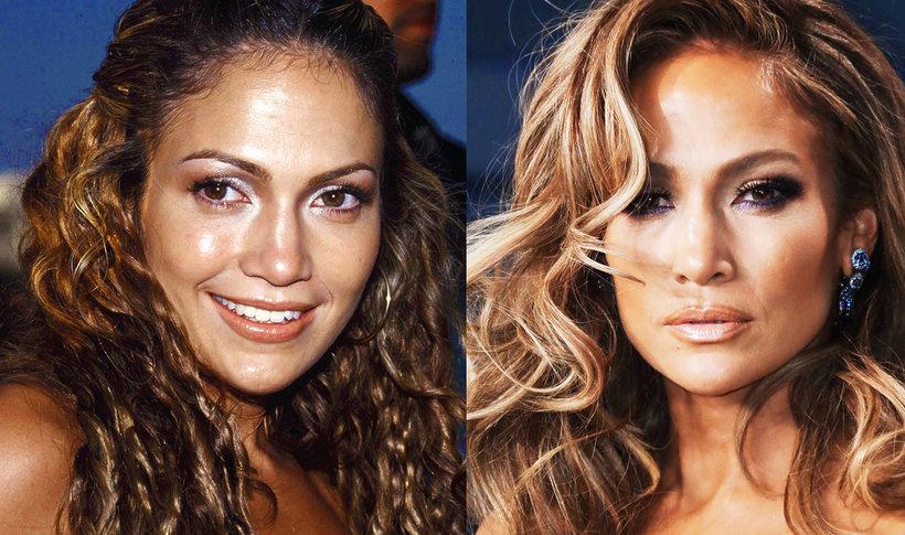 Jak Zmieniała Się Jennifer Lopez Jak Kiedyś Wyglądała Jlo