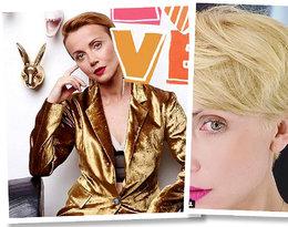 Katarzyna Zielińska została blondynką! Jak Wam się podoba?