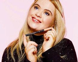 Modelka z zespołem Downa została ambasadorką popularnej marki kosmetycznej!