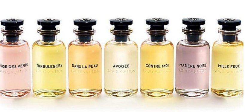 Kolekcja zapachów od Louis Vuitton