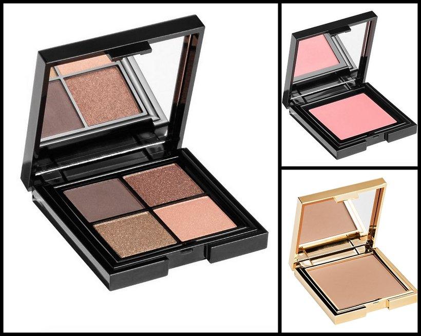 kosmetyk &other stories laker szminka balsam do ust bronzer róż palette cieni