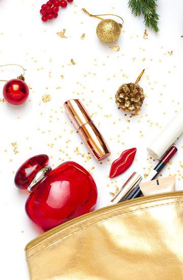 kosmetyki pachnące świętami