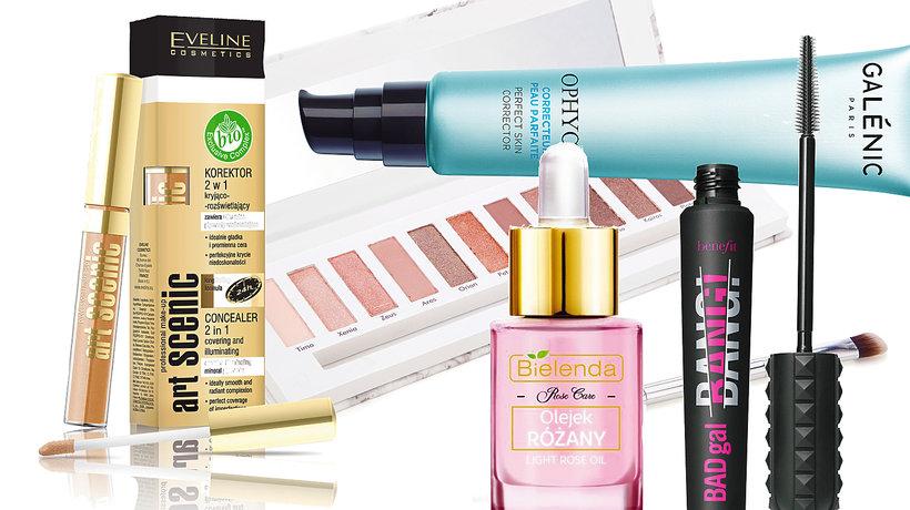 Kosmetyki top 5
