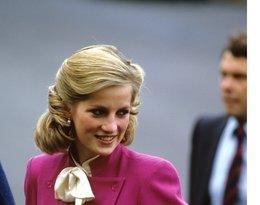 Księżna Diana długie włosy