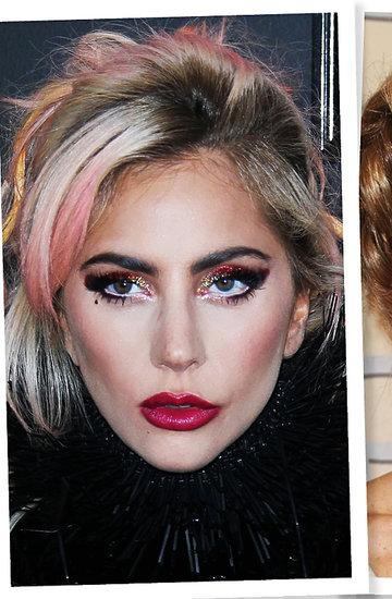 Lady Gaga, Sarah Jessica Parker, Katy Perry