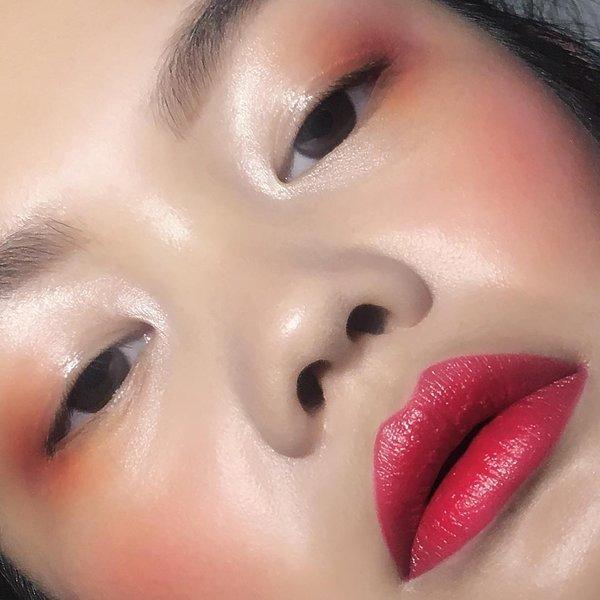makijaż draping