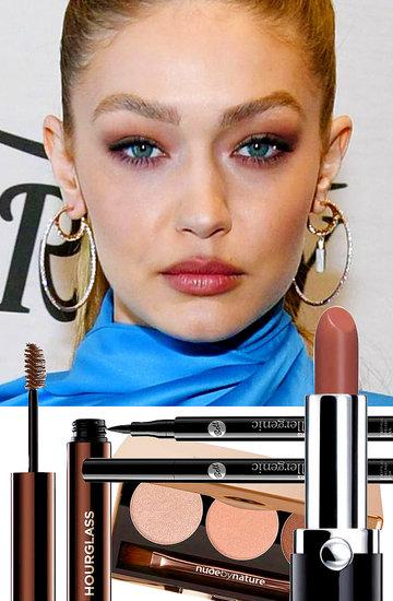 Makijaż Gigi Hadid wieczorowy
