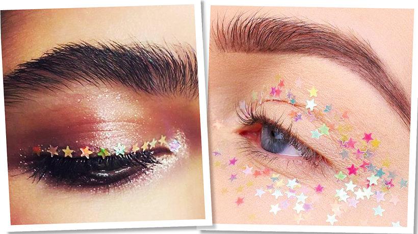 Makijaż gwiazdki