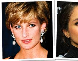 Wiemy dlaczego Meghan Markle, narzeczona księcia Harry'ego, maluje się jak księżna Diana!
