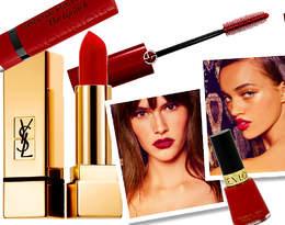 Moda na czerwień nie przemija. Oto najlepsze sposoby na ognisty make-up i włosy w stylu Kylie Jenner!