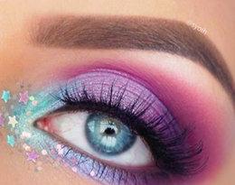 Makijaż jednorożec