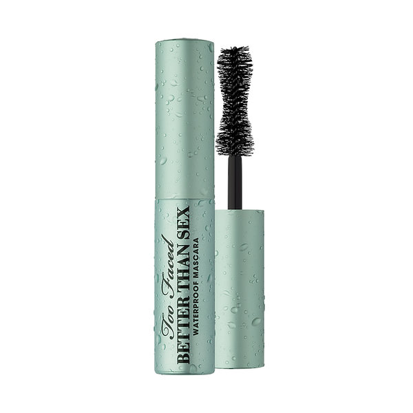 Mini-mascara Better Than Sex Waterproof Deluxe, TOO FACED, 49 zł.