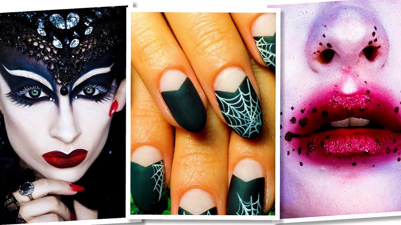 Szybki Make Up Na Halloween Jak Wykonać Imprezowy Makijaż Vivapl