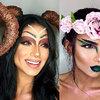 Satareh Hosseini makijaż zodiak