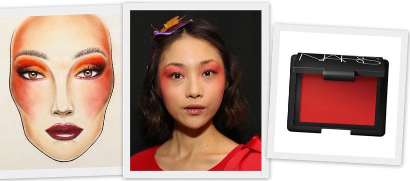 trend: 5 sposobów na czerwień w makijażu