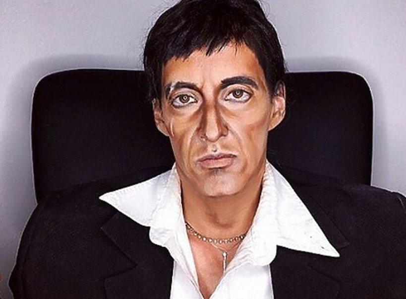 Marina Mamic jako Al Pacino