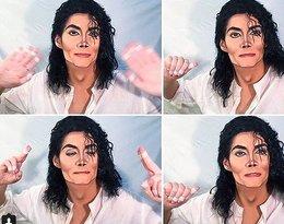 Marina Mamic jako Michael Jackson