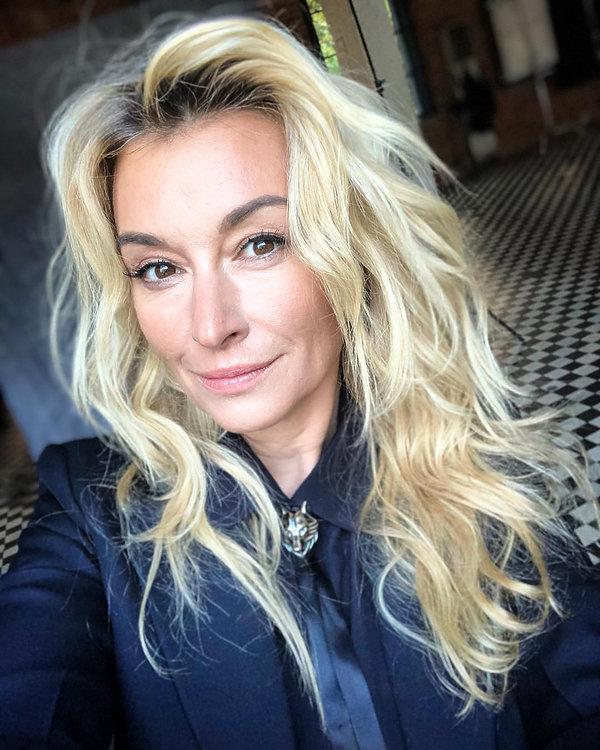 Martyna Wojciechowska zmarszczki