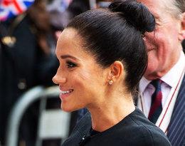 Księżna Meghan pokazała się w nowej fryzurze! Porzuci swoje ulubione luźne upięcie?