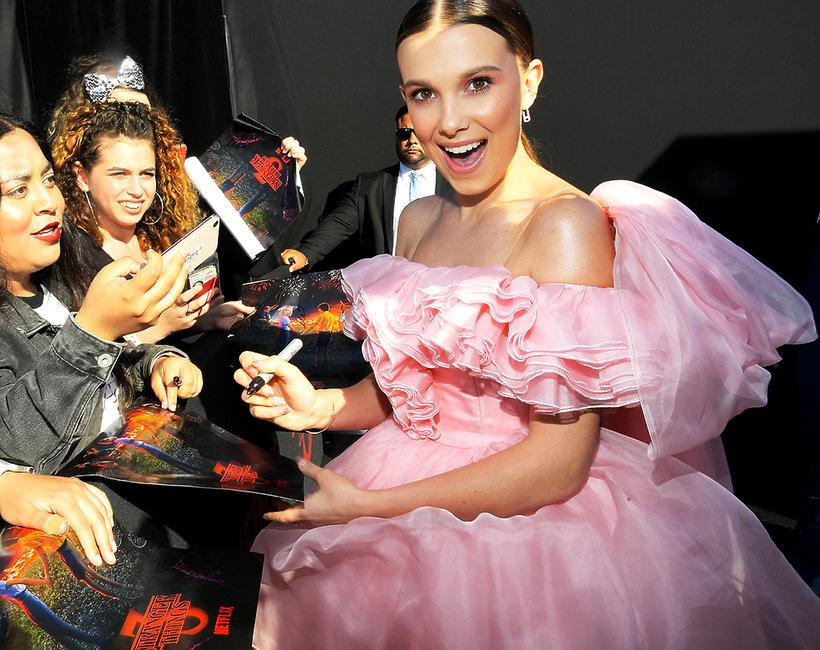 Millie Bobby Brown marka kosmetyczna