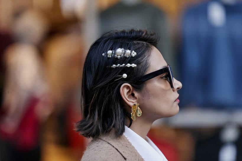 Modne, proste upięcia włosów