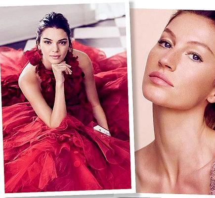 Najlepiej zarabiające modelki: Kendall Jenner, Gisele Bundchen, Chrissy Teigen, Ashley Graham
