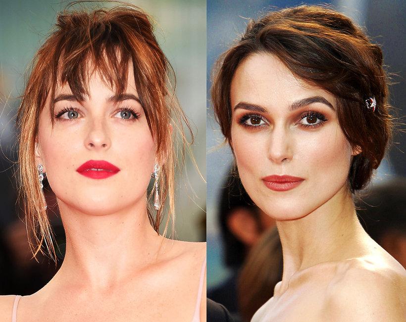 najpiękniejsze makijaże i fryzury festiwalu filmowego  wenecji