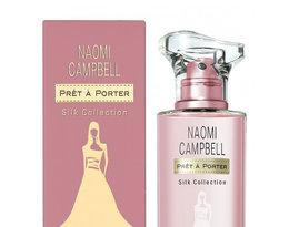 Naomi Campbell Silk