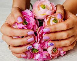 Najlepszy sposób na przywołanie wiosny? Kwiatowy manicure!
