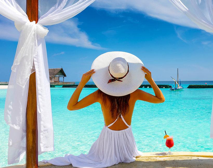 perfumy, lato, wakacje