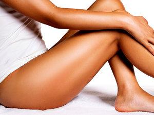 Piękne, gołe nogi