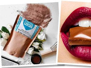 Czekolada na porost włosów, czekolada w ustach, czekolada na bóle miesiączkowe