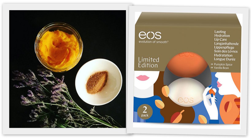 dyniowa pielęgnacja domowa maska z dynią balsam dyniowy eos