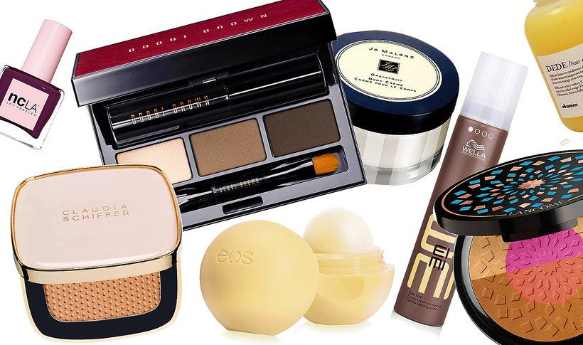 kosmetyki, których można używać przez cały rok