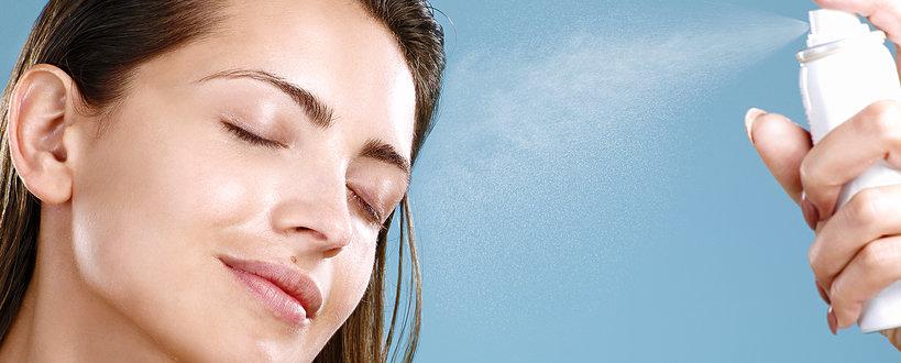 Kosmetyki w sprayu - wygodne i skuteczne