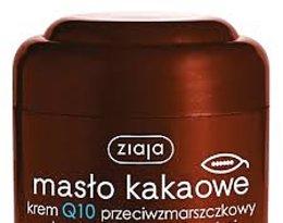 Krem przeciwzmarszczkowy z Q10, ZIAJA, 8 zł