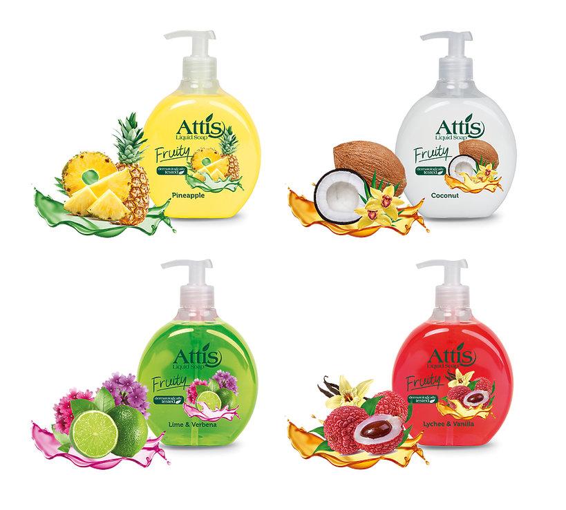 Mydło Attis, jak dbać o odporność jesienią?