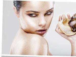 Najdziwniejszy składnik kosmetyczny - śluz ze ślimaka