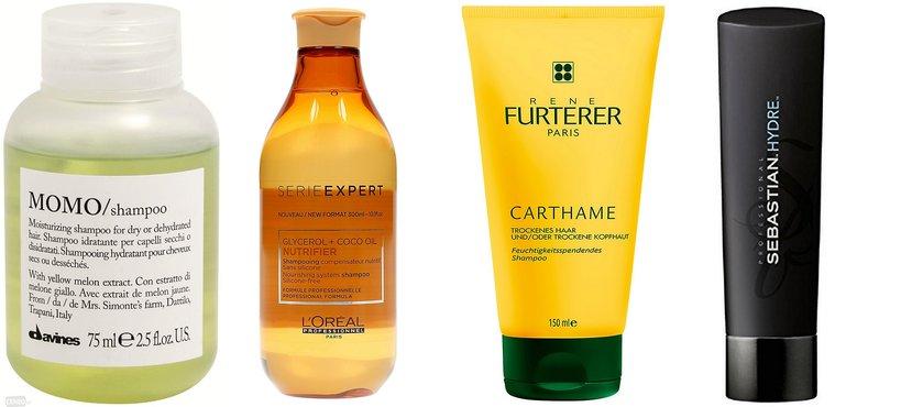 Ochrona włosów zimą - szampony nawilżające